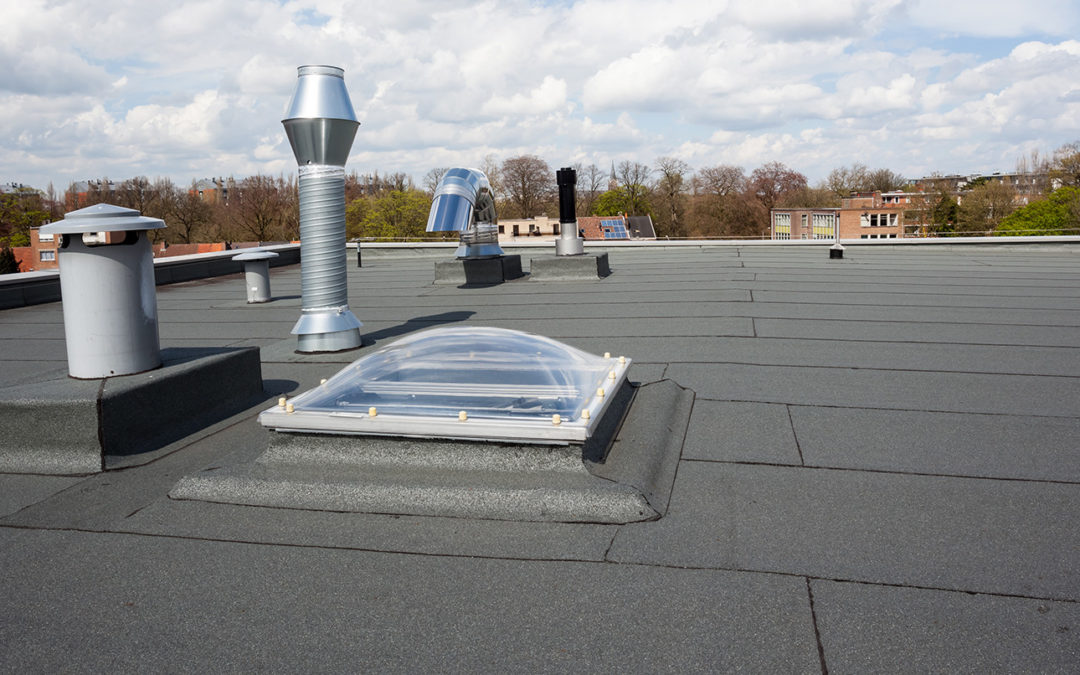 The Common Problem Areas of Commercial Flat Roofs